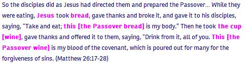 4_Matthew chapter 26 verse 26-28