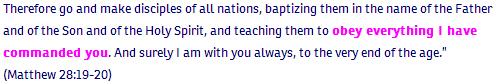 5_Matthew ch 28 verse 19-20