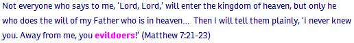5_Matthew ch 7 verse 21