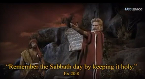 Sabbathday_Evidence of the children of God