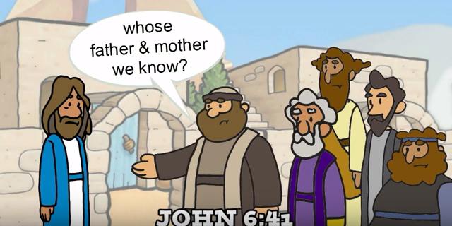 Jesus and family - WMSCOG