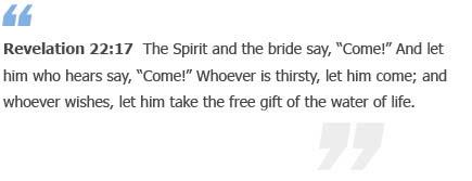 Revelation 22-17