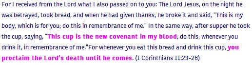 4_1 Co ch 11 verse 23-26
