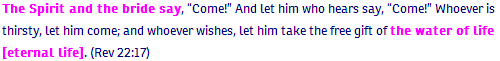revelation ch 22 verse 17