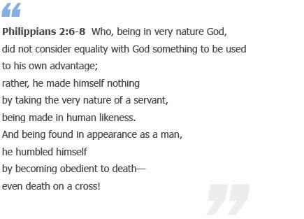 Philippians 2:6-8