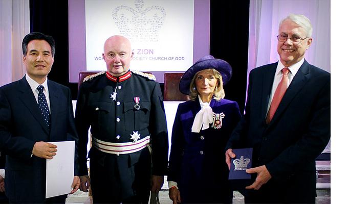 WMSCOG Queen's Award