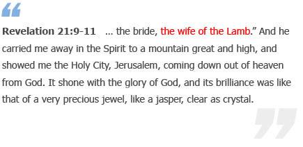 Revelation 21:9-11 - WMSCOG